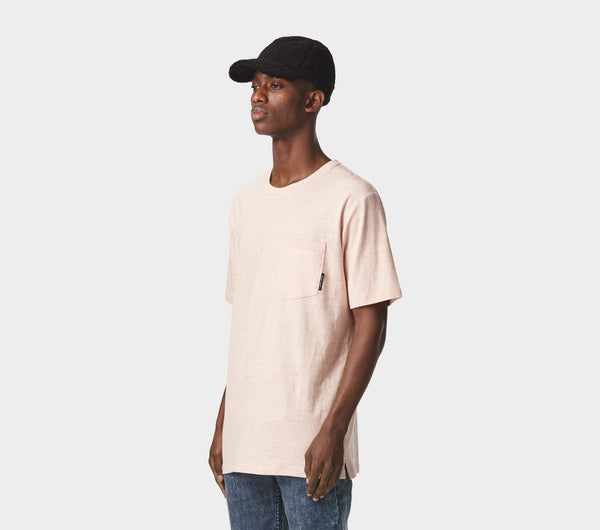 Easy Pocket Tee - Miami Speckle
