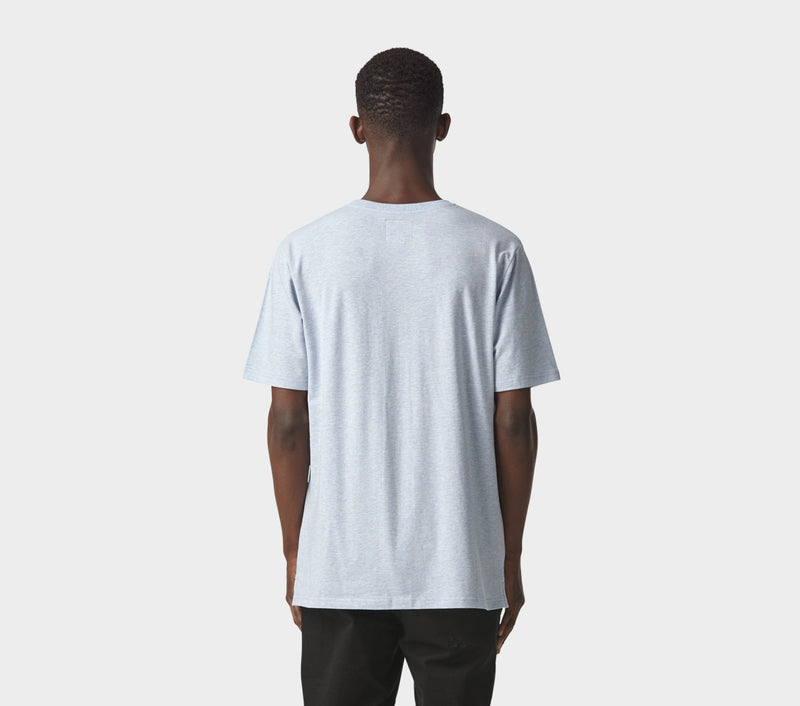 Easy Pocket Tee - Arctic Speckle