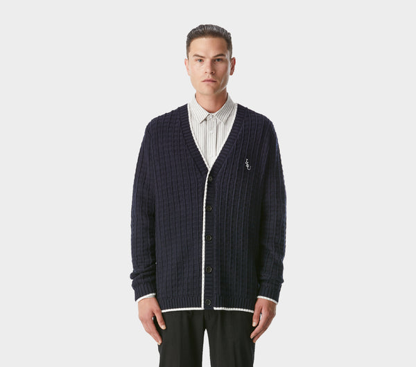 Alza Cardigan - Midnight