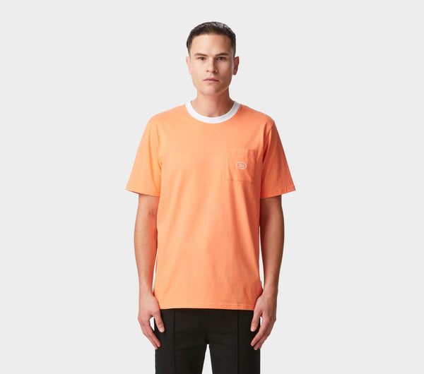 Donnie Pocket Tee - Melon