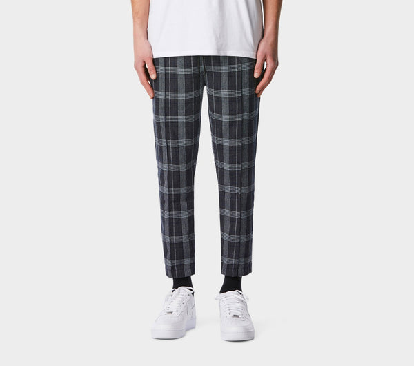Anton Track Pant - Mikey Check