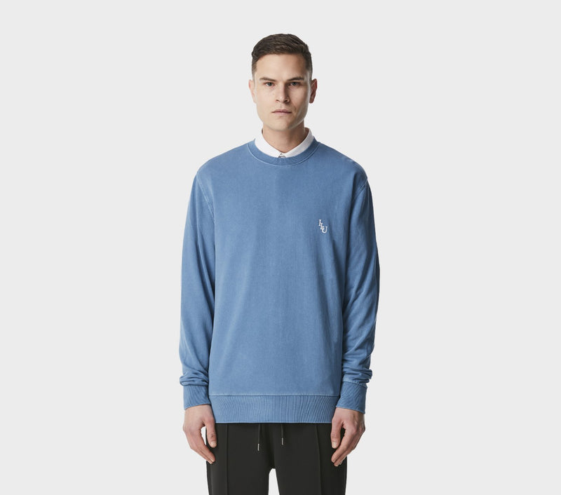 Casper Crew - Washed Smokey Blue