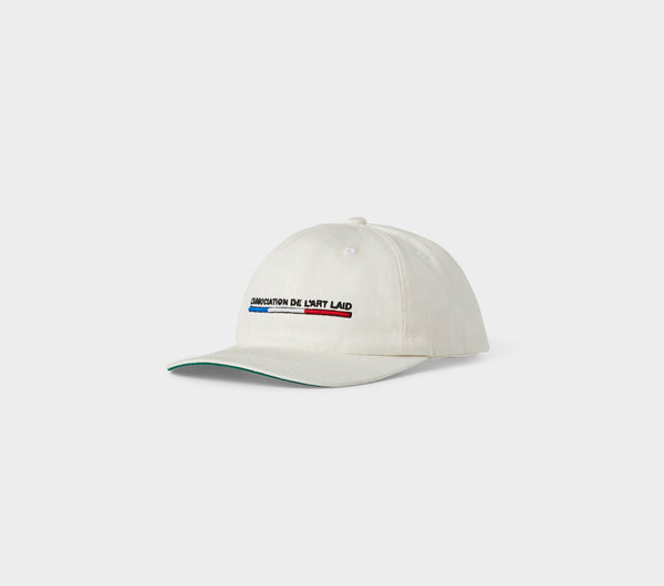 Association Dad Cap - White