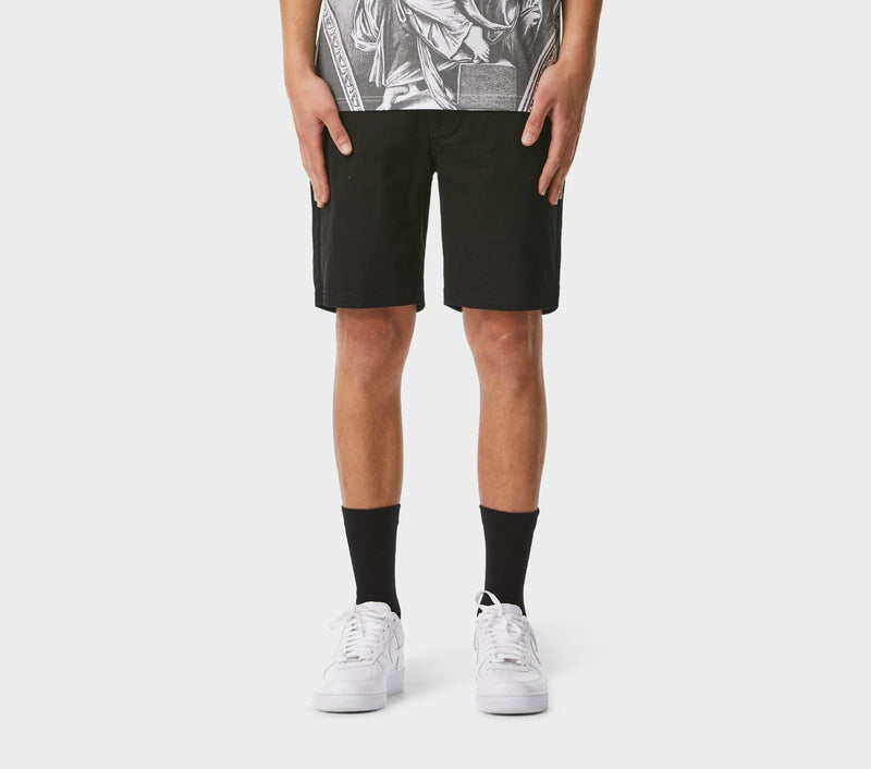 Staple Short - Black