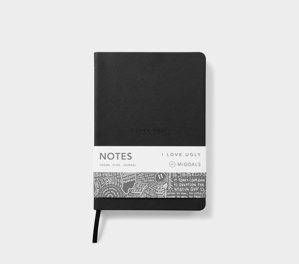 ILU x Mi-Goals Notebook
