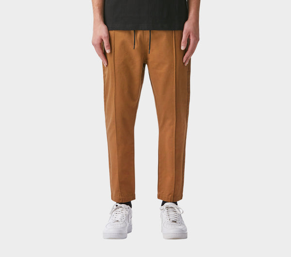 Woven Anton Track Pant - Tobacco