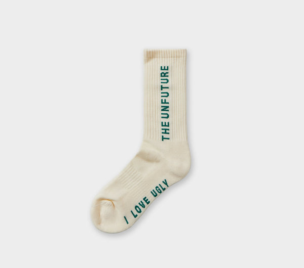 Unfuture Sock - Winter White