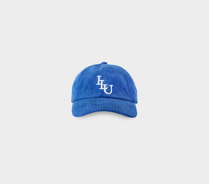 Dad Cap - Blue Corduroy