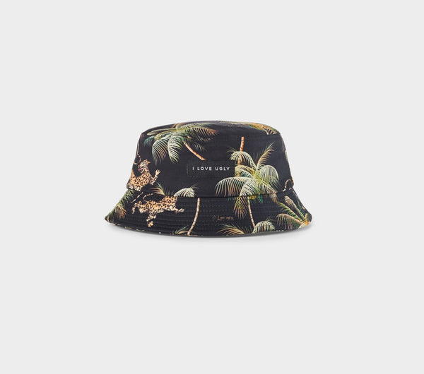 Bucket Hat - Black Paradise