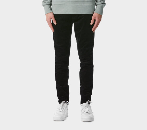 Smart Zespy Pant - Black Corduroy