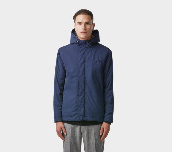 Miro Parka Jacket - Navy