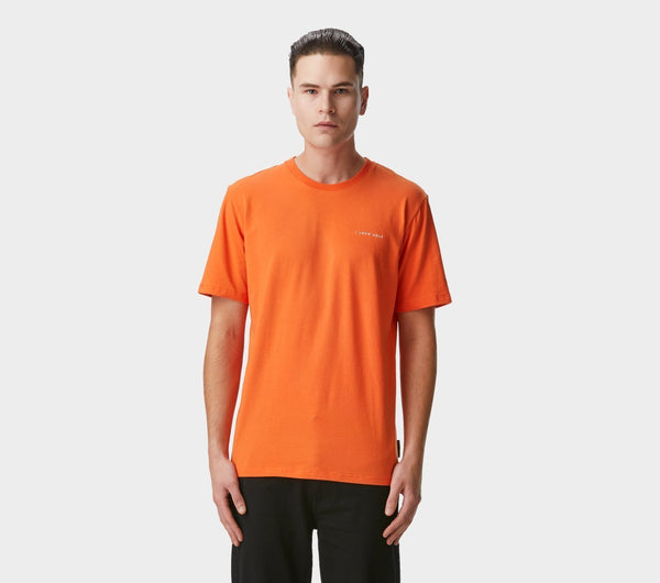 Easy Logo Tee - Nordic Orange