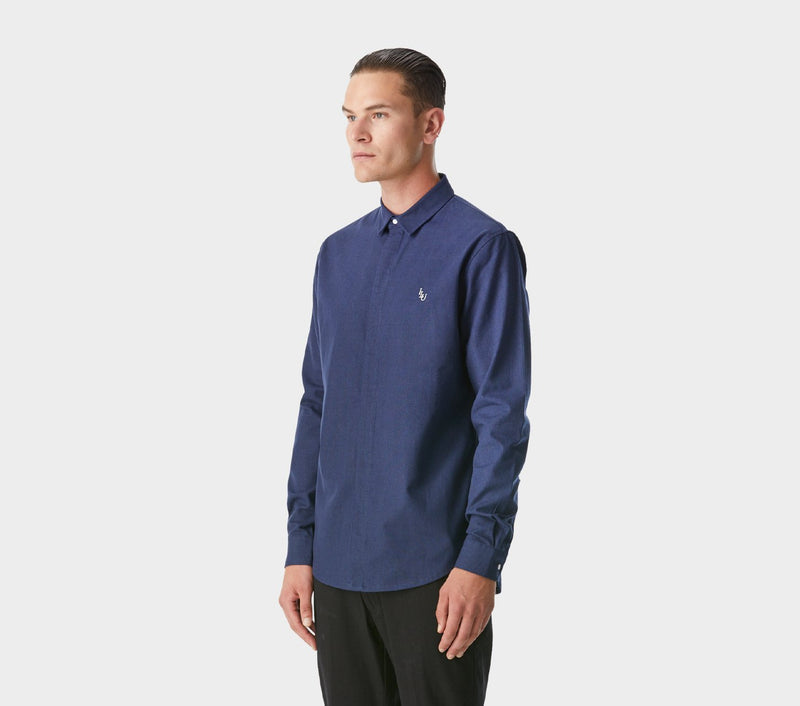Miro Shirt - Midnight
