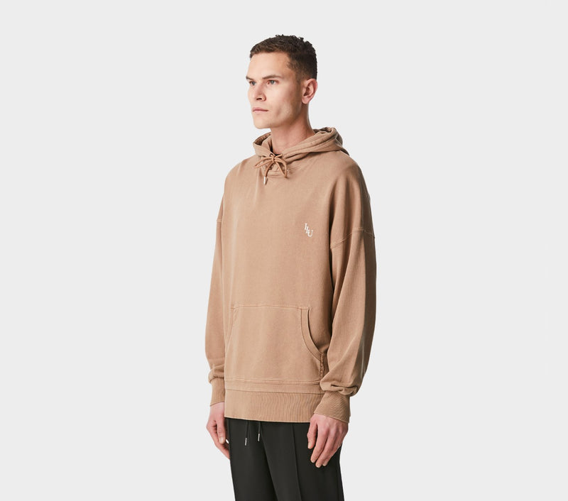 Wallace Hood - Washed Dark Tan