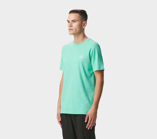 Donnie Logo Tee - Mint Green