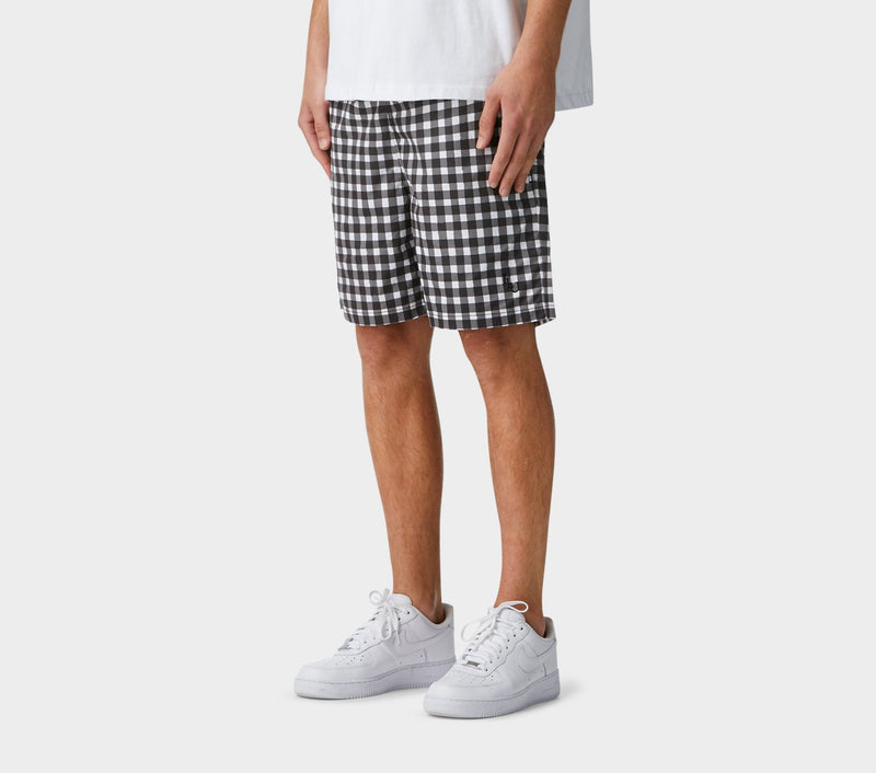 Angelo Swim Short - Check