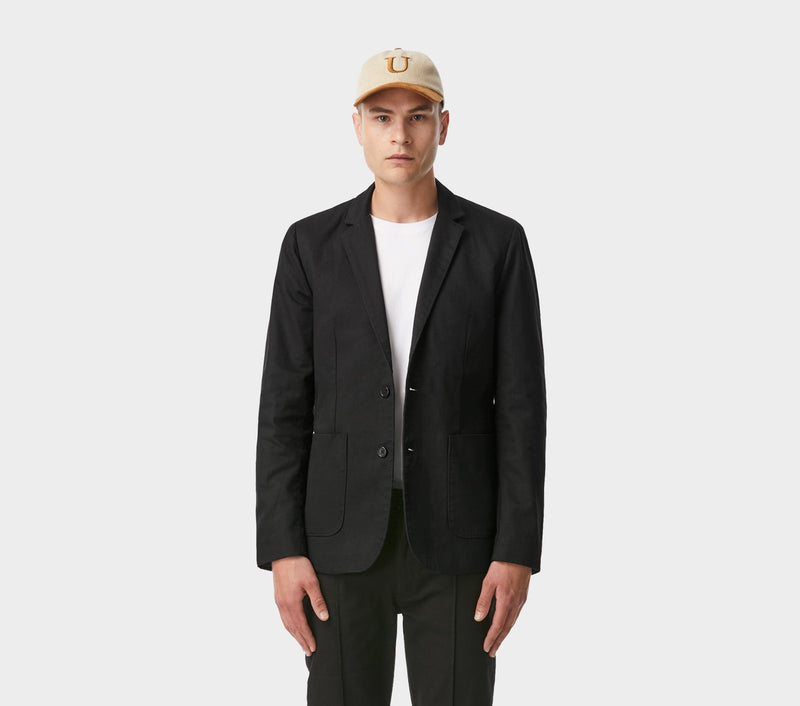 Casual Blazer - Black