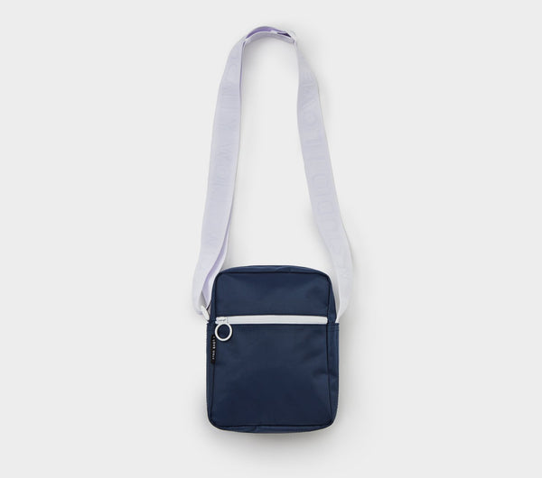 Wallace Messenger Bag  - Navy