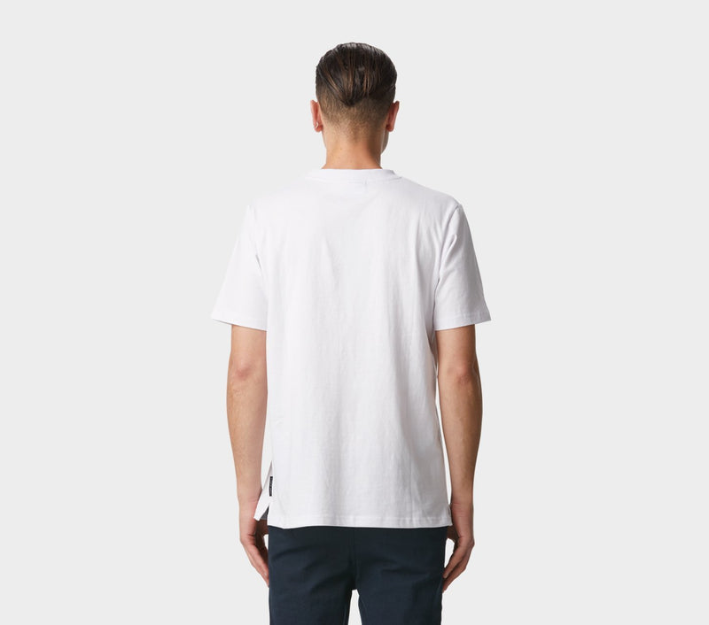 Big Bear Tee - White