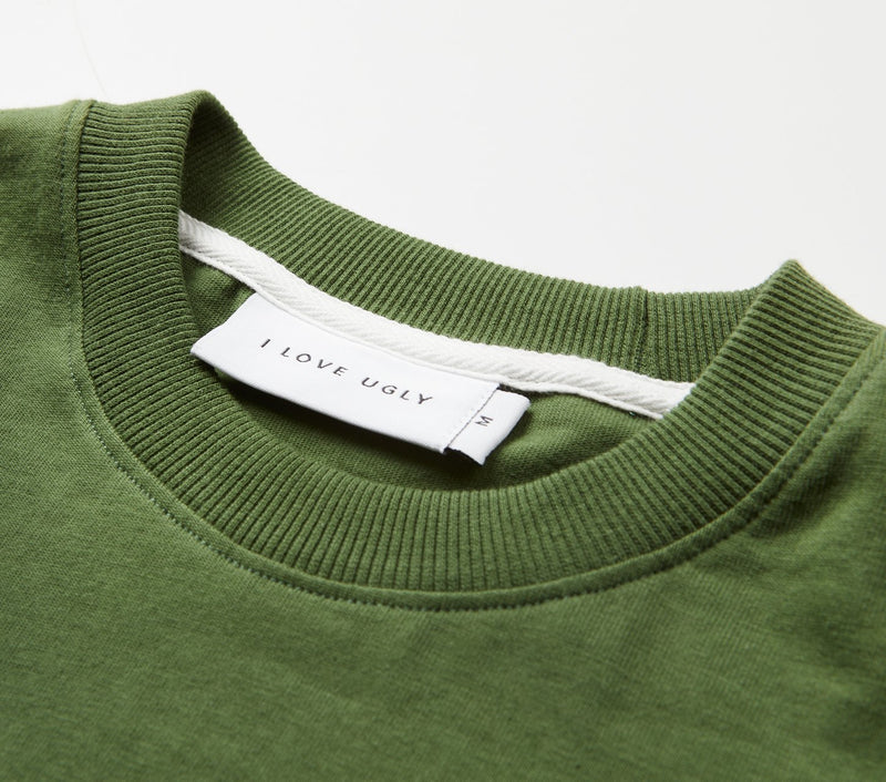 Box Fit Tee - Green