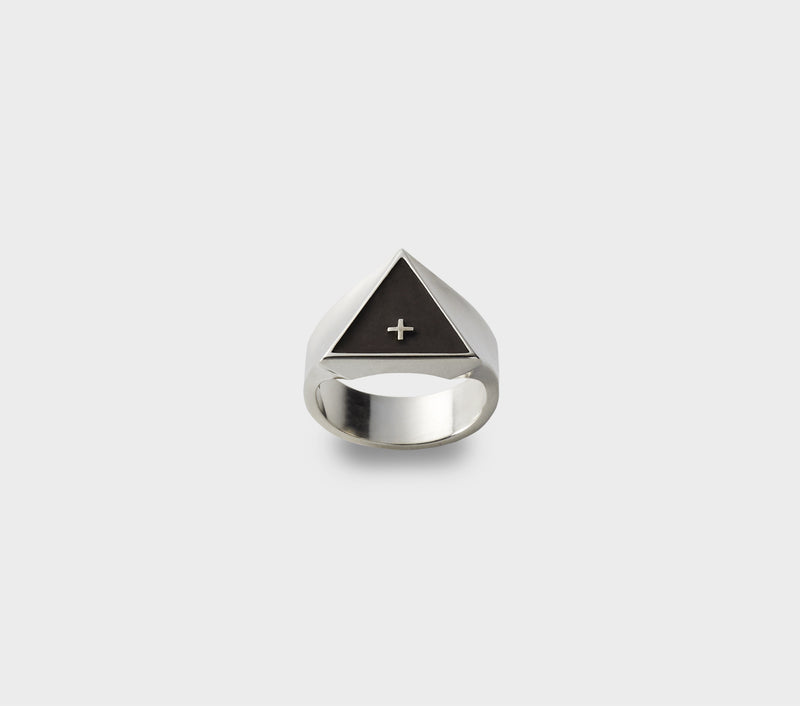 Signet Ring - Sterling Silver