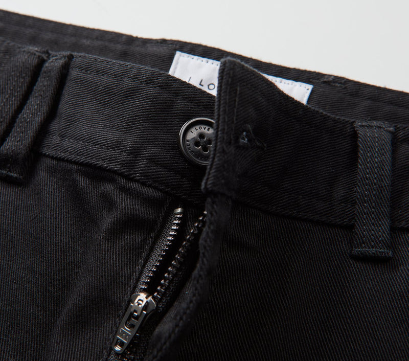 Smart Zespy Pant - Black