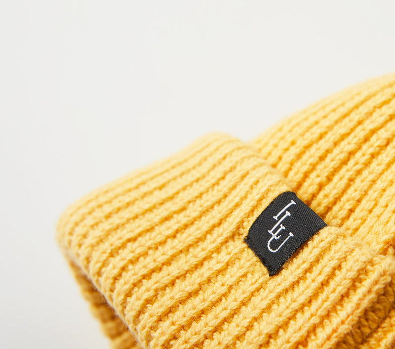 Fisherman Beanie - Corn