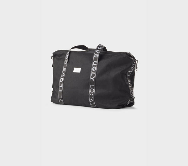 Otto Overnight Duffle - Black