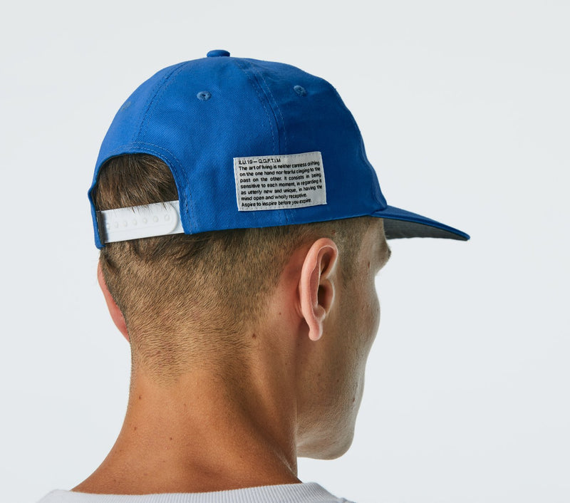 Angel Cap - Electric Blue