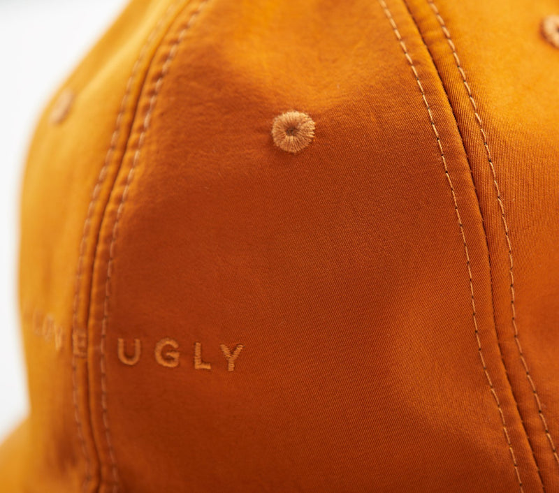 Utility Porter Cap - Burnt Orange