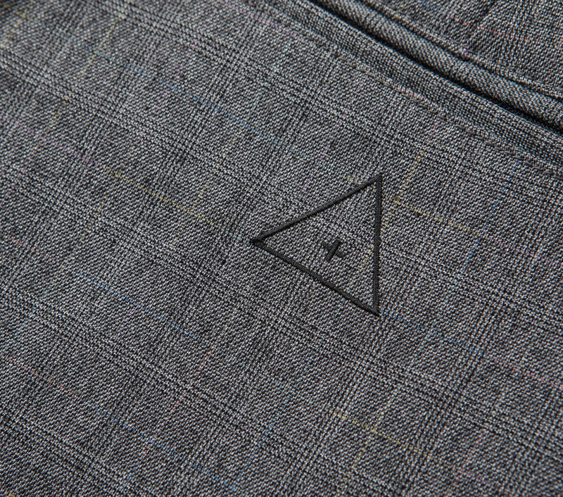 Smart Zespy Pant - Flecked Grey