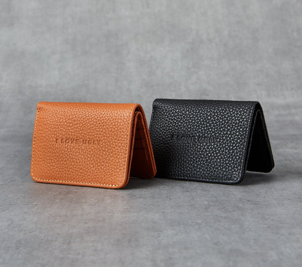 Franklin Wallet - Tan Leather