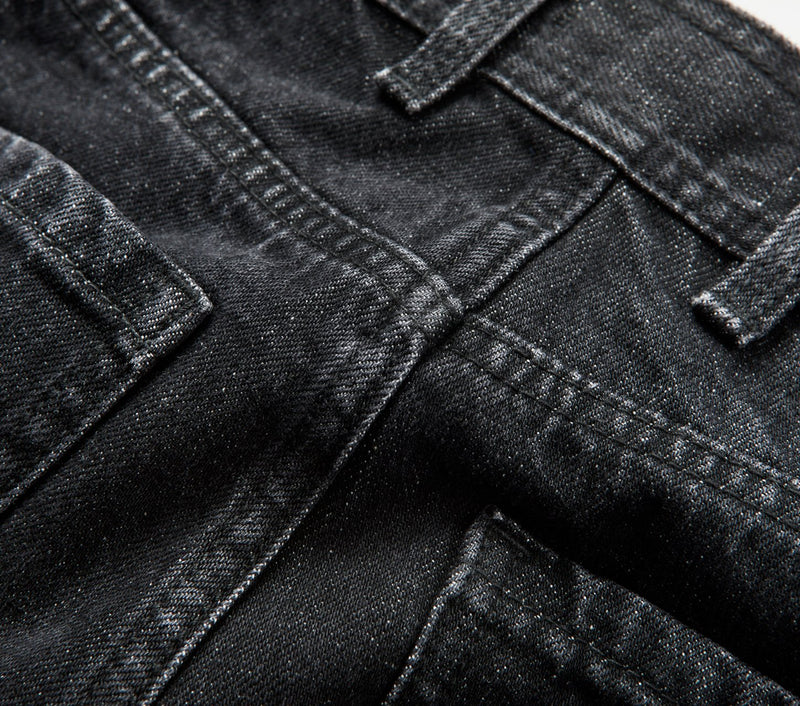 Tony Denim Pant - Washed Black
