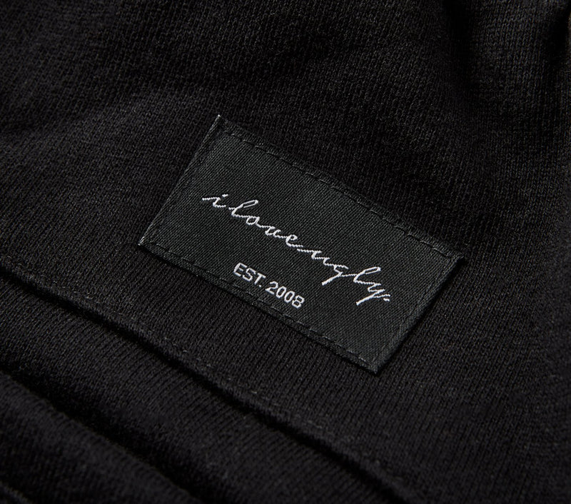 Long Gone Bobby Trackie - Black