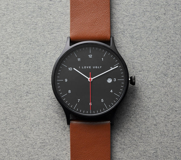 The Walter Watch - Black