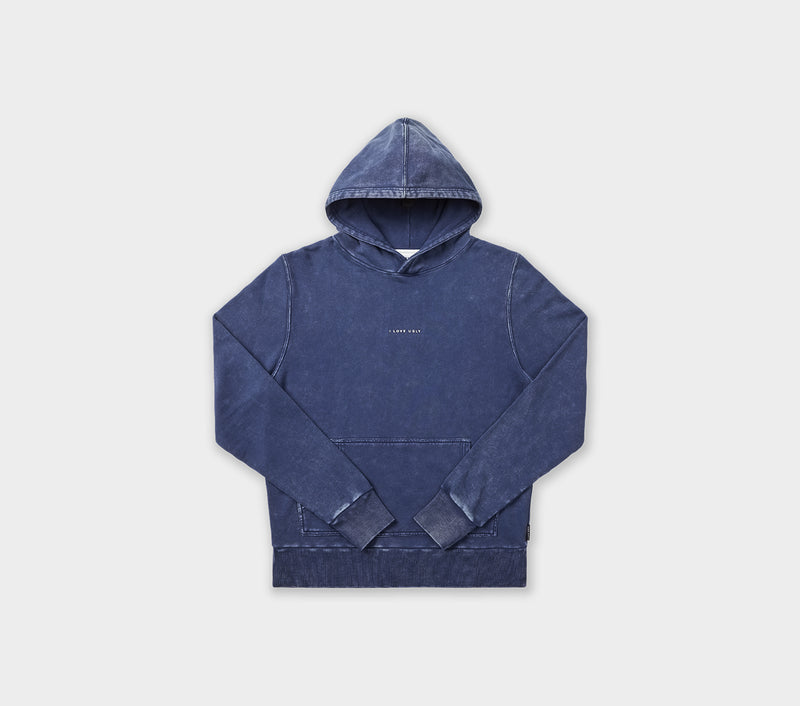 Harley Hood - Washed Navy