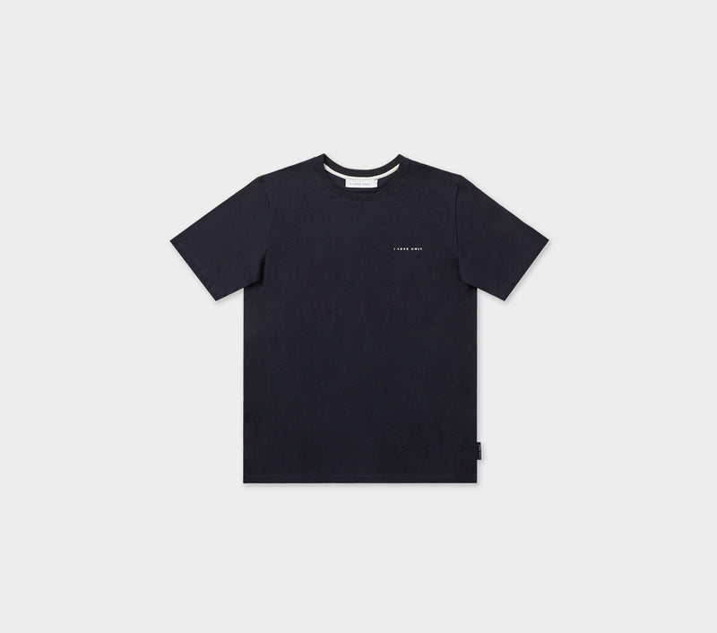 Easy Logo Tee - Midnight