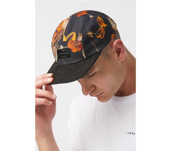 5 Panel Cap - Black Sunday