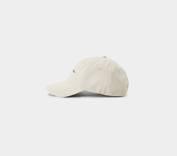 Logo Porter Cap - Winter White
