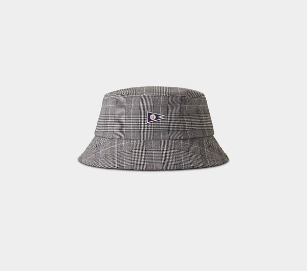 Bucket Hat - Black Check