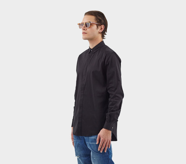 Cp Formal Shirt - Black