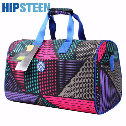 383884b9a6f1 HIPSTEEN 2018 New Women s Bags Female Travel Bags