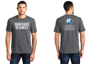 IB Family T-Shirt - Heather Charcoal