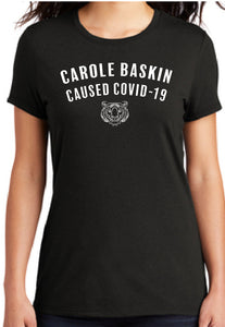 Women's Blame it on Carole Tee