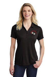 Dunnellon Elementary Women's Polo - Black