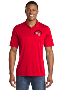 Dunnellon Elementary Men's Polo - Red