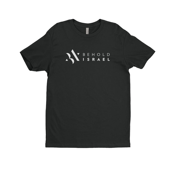 THE HORIZONTAL TEE BLK