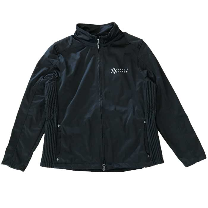Womens Horizontal Logo Jacket