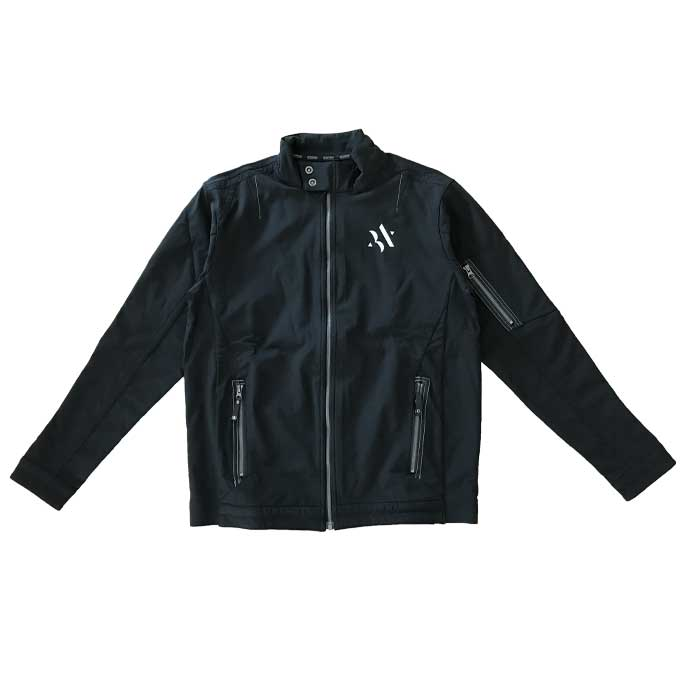 Mens Star Logo Jacket