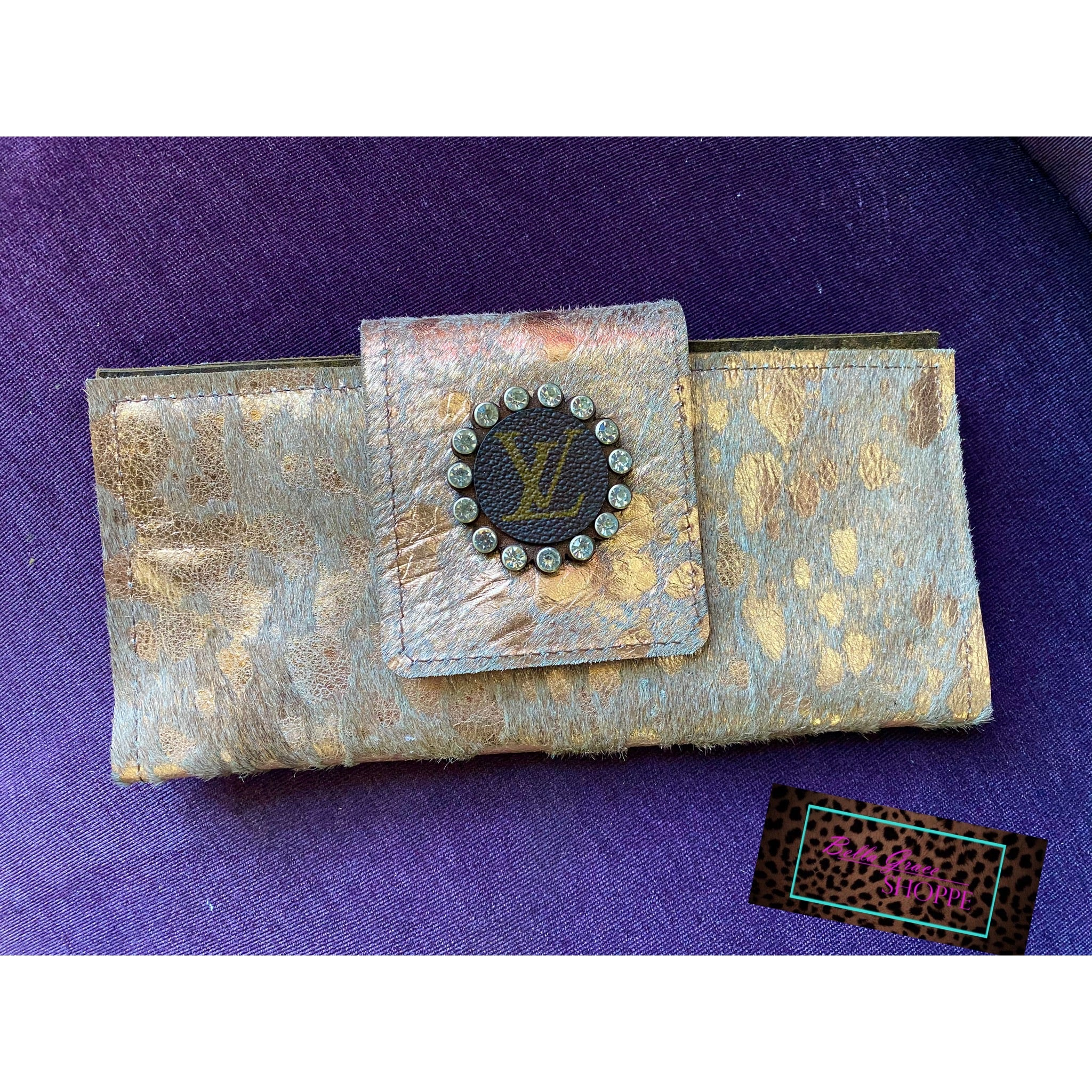 Revamped Champagne Wallet